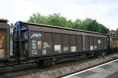 IVA/B 2 Axle Cargowaggons (Hbfis, Hbfikks)