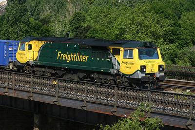70008 - Freightliner