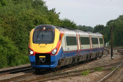 Class 222 'Meridien'