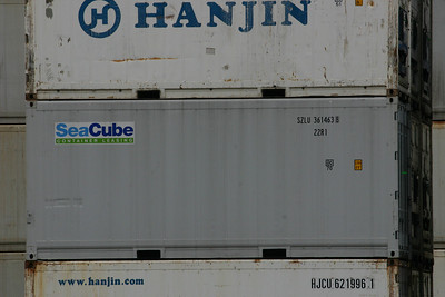SZLU -  Seacastle Container Leasing Llc