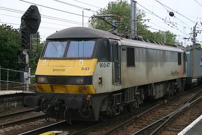 90047 - Freightliner Grey