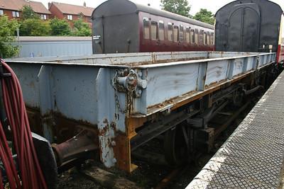 SPO/V/W - BR Plate wagon