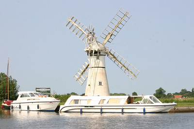 2013-07-05 - Potter Heigham boat trip