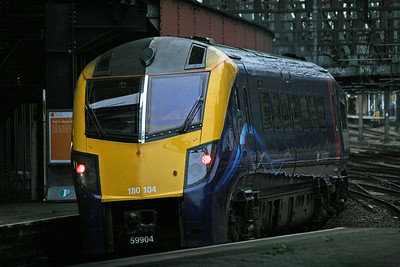 First Great Western class 180 'Adelante'