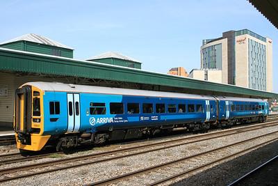 158841 - Arriva Trains Wales
