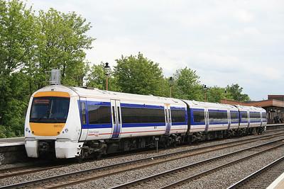 168113 - Chiltern Trains