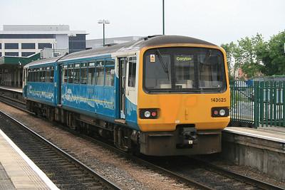 143625 - Arriva Trains Wales