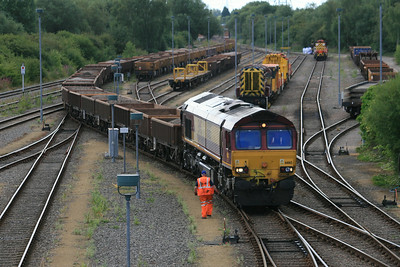 2014-08-03 - Oxford Hinksey yard