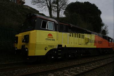 70803 - Colas Rail