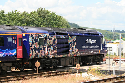 43163 - Rail-Fly.com advertising livery - First Great Western