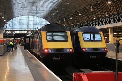 Class 43 - HST power cars