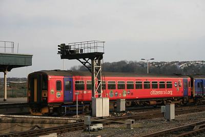 153325 - London Midland / Citizenrail liveries