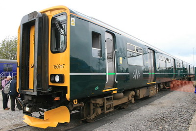 150247 - GWR Green / Wessex Trains 'Southampton'
