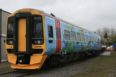 Great Western Railway Class 158 DMUs