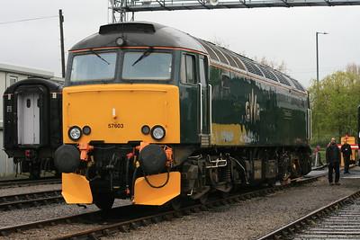 57603 - GWR Green