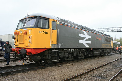 56098 - UK Rail Leasing