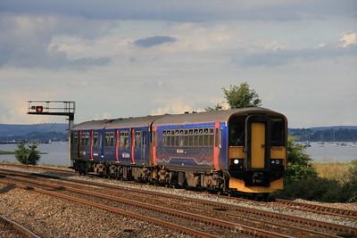 Great Western Railway Class 153 DMUs