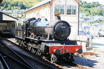 2016-08-15 - Exeter to Dartmouth