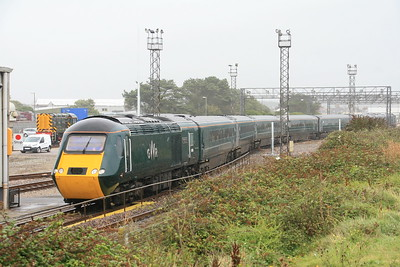 Great Western Railway HST Sets and Short Sets