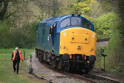 2017-04-29 Bodmin & Wenford Railway