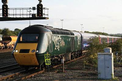 43188 - GWR Green livery