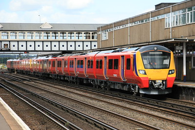 707006/7 - South West Trains