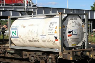 NPCU - Newport Tank Containers Inc