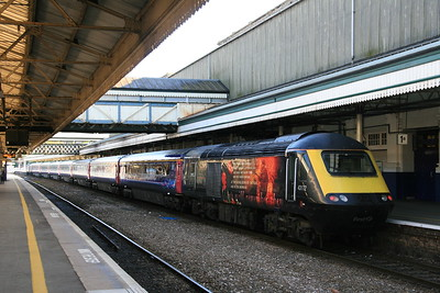 2018-05-06/07 - Exeter to London