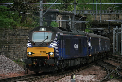 68006 'Daring' - Scotrail (DRS)