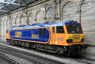 92043 - GB Railfreight