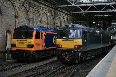 2018-05-11 - Edinburgh to York