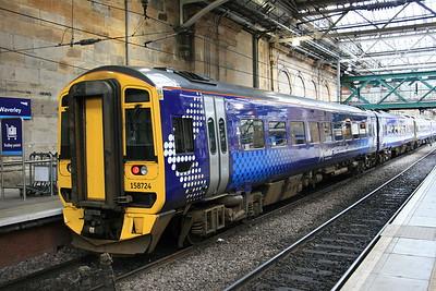 158724 - Scotrail (Saltire)