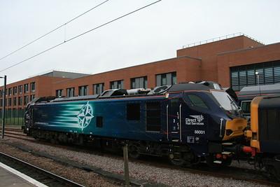 88001 'Revolution' - Direct Rail Services