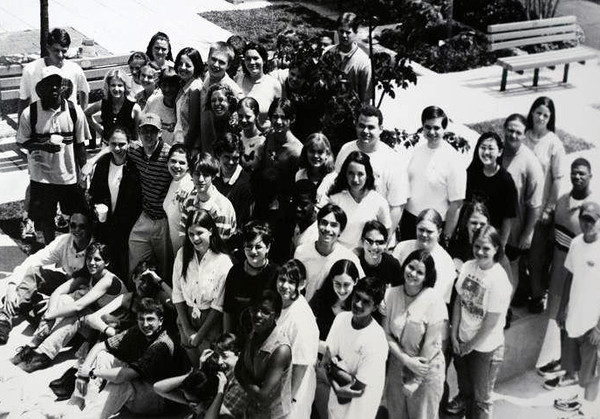 ASMS 1998 Incoming Summer School Group Photo