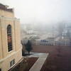 The view from my high school, ASMS. I believe this was year 2000.