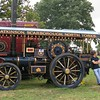 "1918 Garrett 4CD Showman's Tractor ""Princess Maud"""