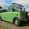 1949 Duple-bodied Dennis Lancet 3 coach.