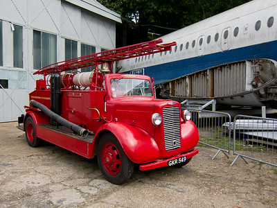 1939 - Merryweather Airfield Fire Engine/ Crash Tender
