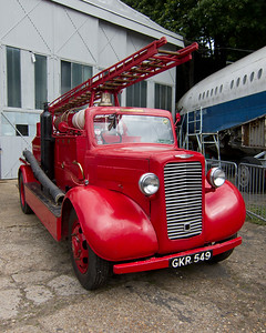 1939 - Merryweather Airfield Fire Engine/ Crash Tender