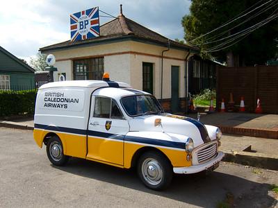 1970 - Morris Minor 1000 Van