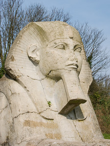 Sphinx from the original Crystal Palace