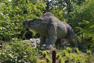 "Crystal Palace Dinosaurs ""Megalosaurus"""