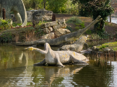 Crystal Palace Dinosaurs 'Plesiosaur'