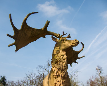 "Crystal Palace Dinosaurs ""Megaloceros"""