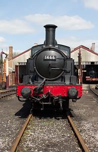 1936 - 0-4-2T No: 1466