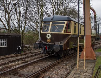 """1940 - Diesel Railcar No: 22 """"GWR"""""""
