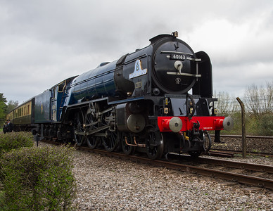 "Tornado ""Peppercorn A1 Pacific"" No: 60163 (Once in a Blue Moon)"