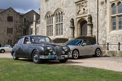 1966 - Jaguar MkII (MSA Euroclassic 2013)