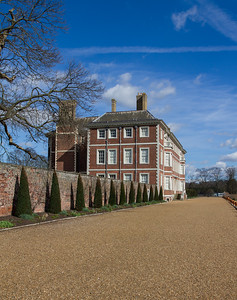 Rear of Ham House