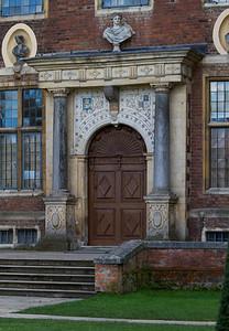 Original 16th Century Front Door